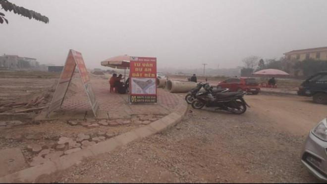 """Bắc Ninh: Giao dịch BĐS """"chui"""" vẫn rầm rộ, khoe có """"sếp lớn"""" đứng sau - 1"""