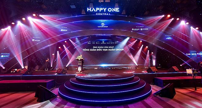 Vạn Xuân Group tổ chức thành công lễ công bố dự án Happy One – Central - 1