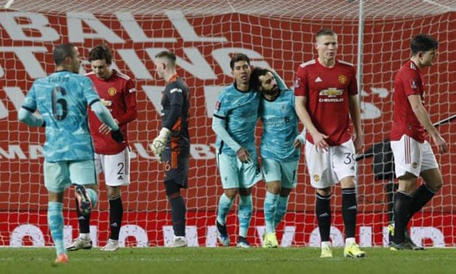 Trực tiếp bóng đá MU - Liverpool: Bảo toàn thành công cách biệt (Hết giờ) - 25