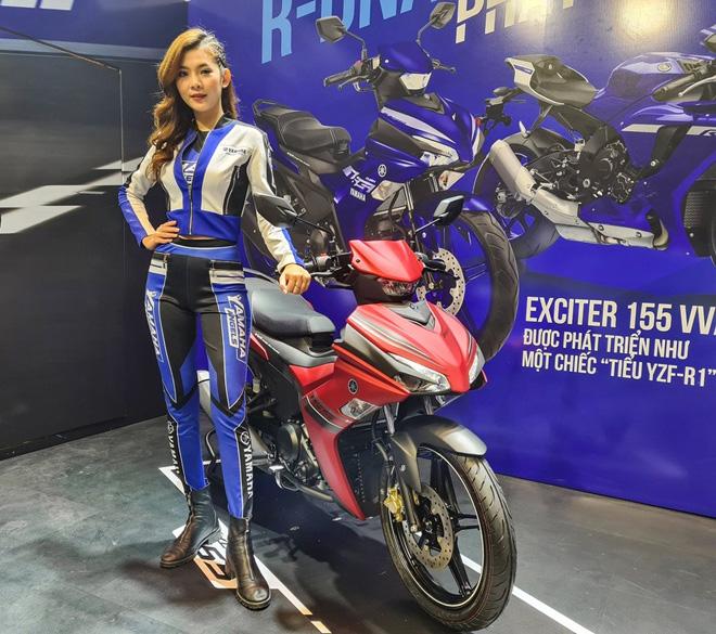 Bảng giá Yamaha Exciter 155 VVA cuối tháng 1/2021, chênh gần 7 triệu đồng - 1