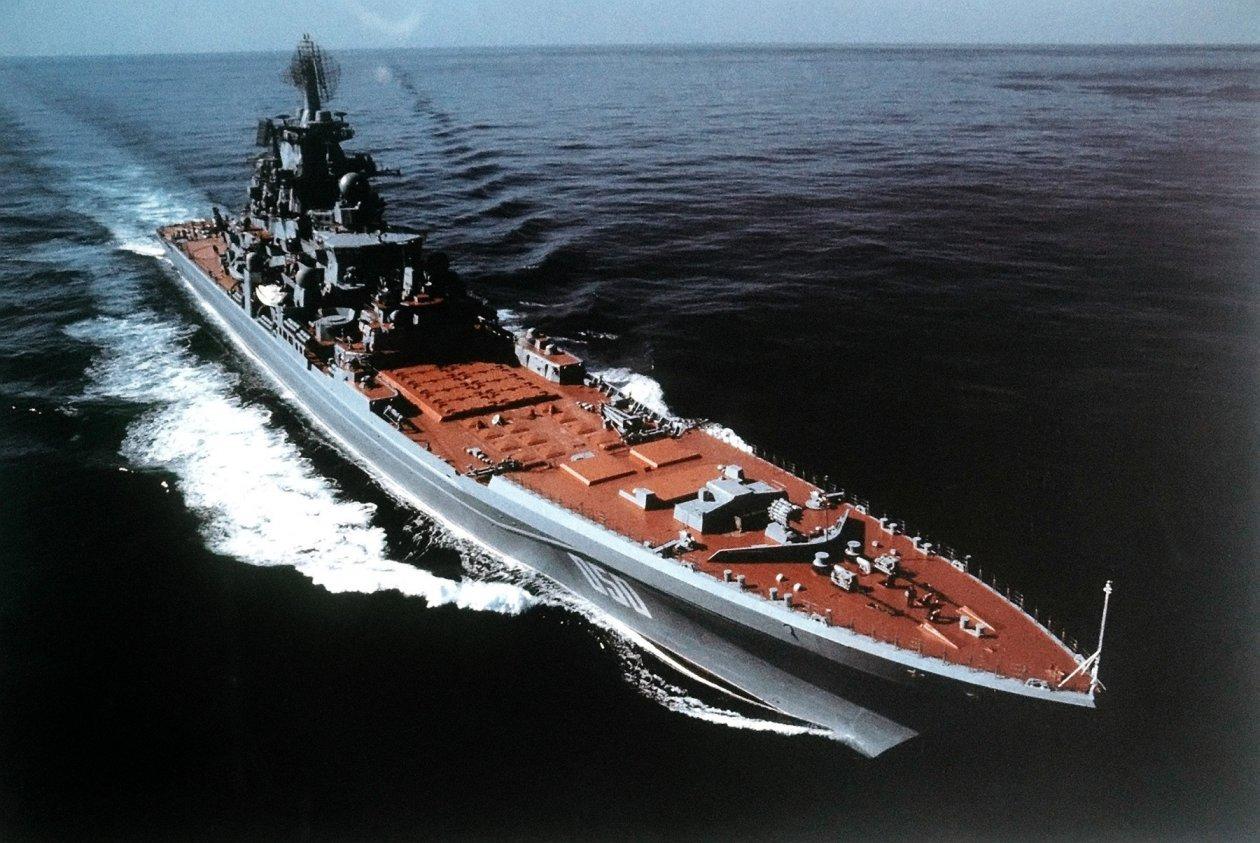 Chiến hạm mạnh nhất hành tinh của Nga sắp tái xuất: Kho tên lửa di động trên biển - 1