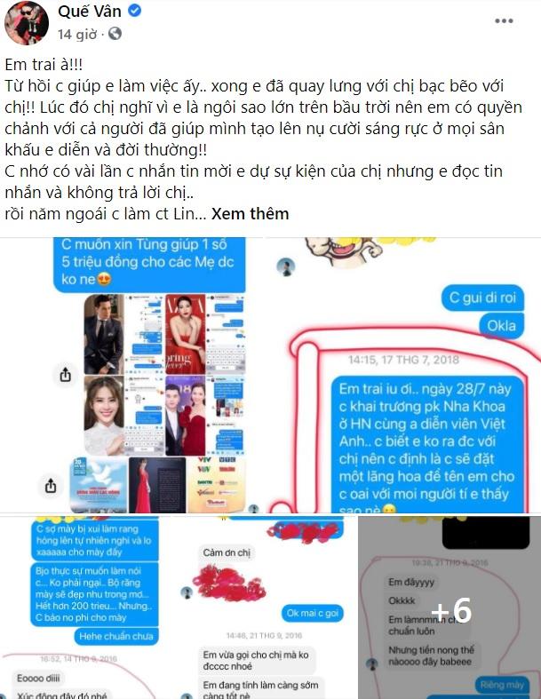 """Sơn Tùng MT-P bị Quế Vân bất ngờ tố được sửa miễn phí """"bộ nhá"""" giá 200 triệu đồng? - 1"""
