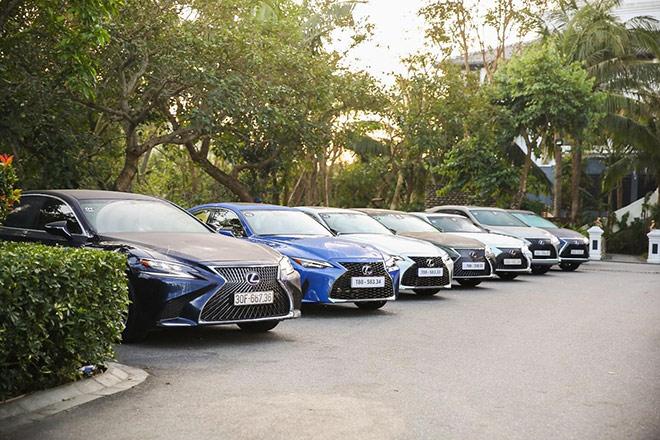 Lexus Signature 2021: Hành trình của sự thăng hoa, đánh thức mọi giác quan đầy hứng khởi - 1