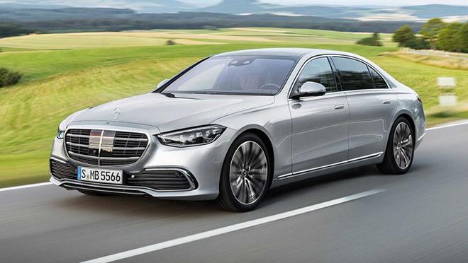 Mercedes-Benz S-Class thế hệ mới vừa mở bán đã bị triệu hồi - 1