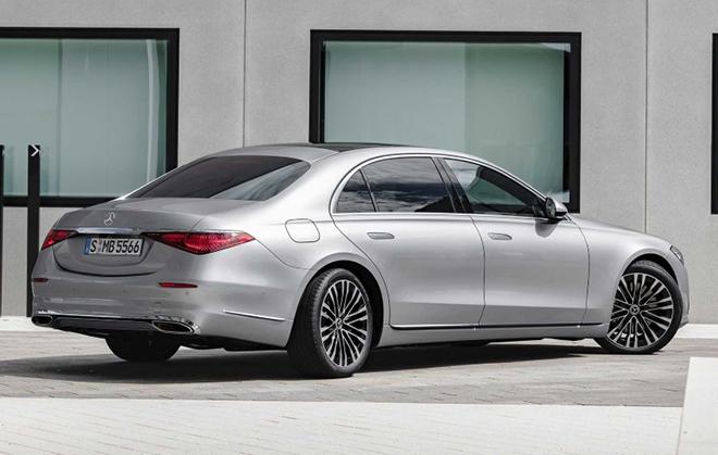 Mercedes-Benz S-Class thế hệ mới vừa mở bán đã bị triệu hồi - 3
