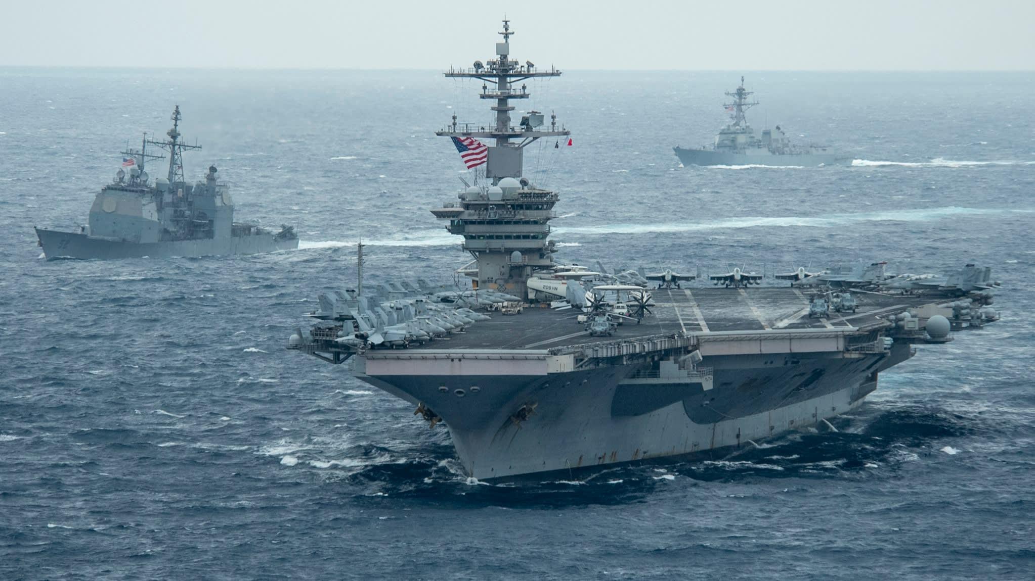 Mỹ và Trung Quốc căng thẳng ngay từ những ngày đầu tiên ông Biden nắm quyền - 1