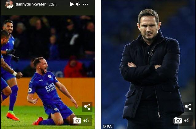 SAO Chelsea đăng ảnh ăn mừng Lampard bị sa thải, cộng đồng fan chửi rủa - 1