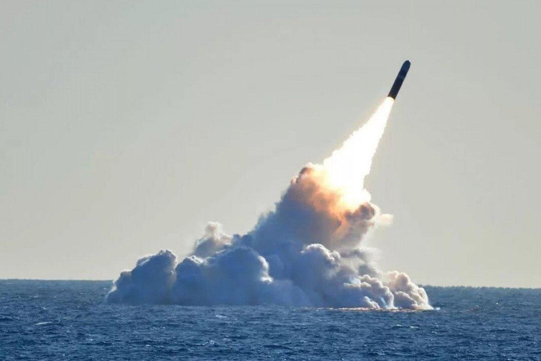 Tên lửa phóng từ tàu ngầm đầy uy lực của TQ đe dọa Mỹ thế nào? - 1