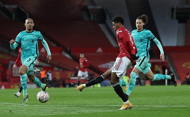 Trực tiếp bóng đá MU - Liverpool: Bảo toàn thành công cách biệt (Hết giờ) - 23