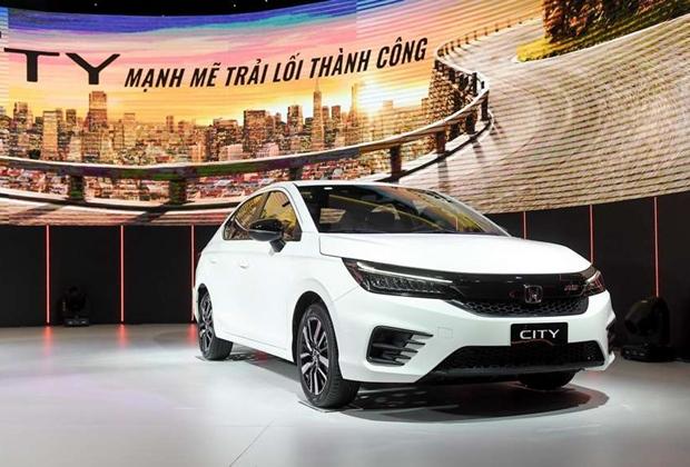 Giá xe Honda City 2021 cập nhật mới nhất và thông số kỹ thuật - 1