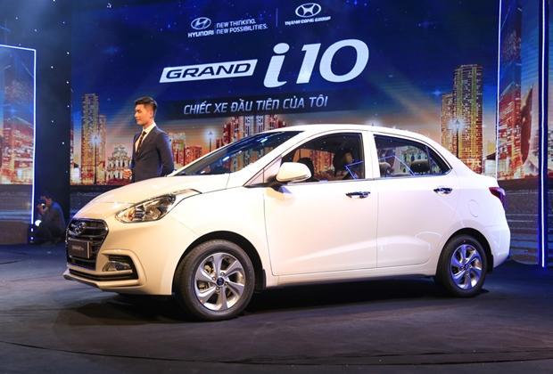 Giá xe Hyundai mới nhất tháng 01/2021 đầy đủ các dòng xe - 1