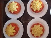 Vài mẹo nhỏ nấu xôi gấc mềm ngon, lên màu rực rỡ để cả năm may mắn