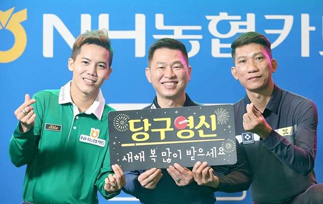 """Dàn sao bi-a Việt """"săn"""" 2 tỷ đồng giải thế giới, thi đấu xuyên Tết ở Hàn Quốc - 1"""