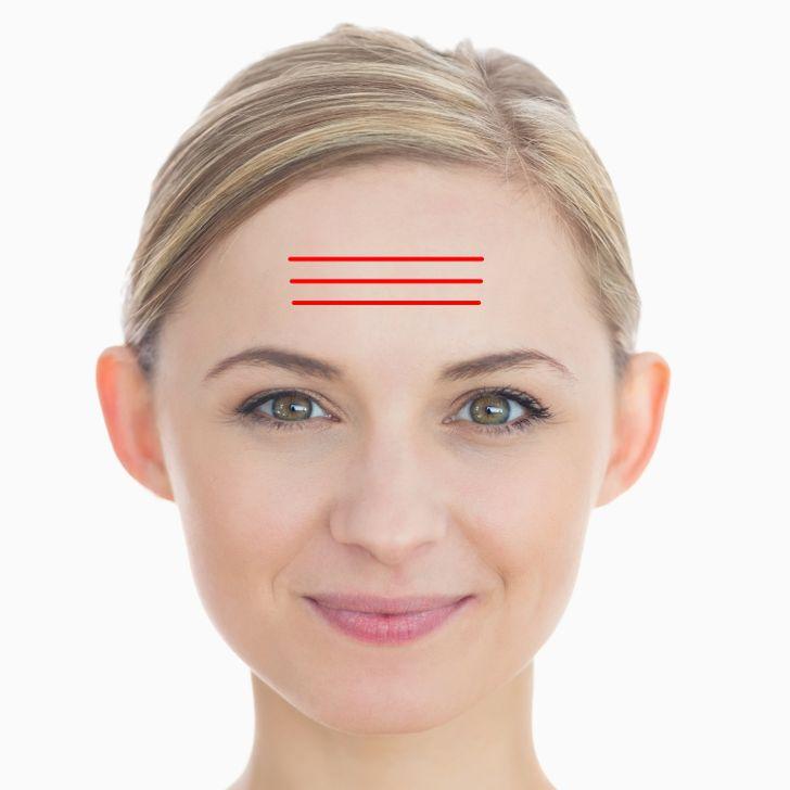 Thật bất ngờ: Tình trạng sức khỏe cũng được phản ánh qua nếp nhăn trên khuôn mặt bạn - 1