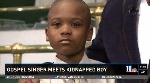 Cậu bé 9 tuổi được thả tự do sau 3 tiếng bị bắt cóc nhờ một hành động ai nghe xong cũng ngỡ ngàng - 1