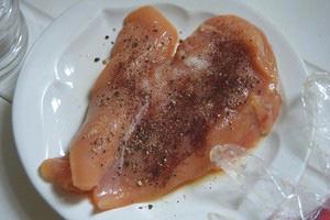 Ức gà nướng, món ngon dành cho người thèm ăn mà không muốn tăng cân - 1