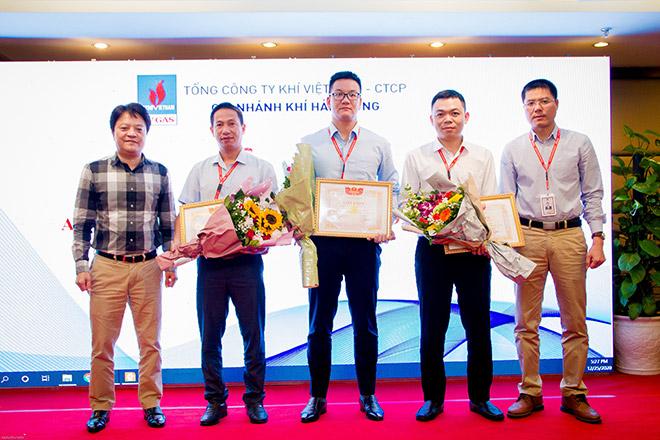 Chi nhánh Khí Hải Phòng tổ chức thành công Hội nghị An toàn năm 2020 - 1
