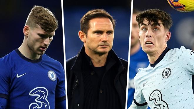 """Lampard bị sa thải: 2 """"bom xịt"""" 123 triệu bảng """"góp công"""", Mourinho lên tiếng - 1"""