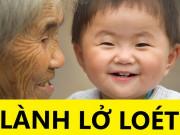 Tin tức sức khỏe - Bà nội già yếu nằm một chỗ loét tỳ đè vùng xương cụt: Cháu trai giúp bà làm lành bằng cách này!