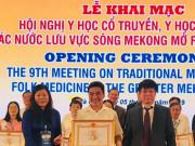 Hội đông y trao thưởng cho lương y chữa thành công trào ngược , viêm loét, đau dạ dày khắp cả nước
