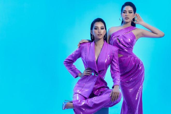 Hoa hậu Tiểu Vy - Đỗ Hà lần đầu đọ sắc trong một khung hình thời trang, thần thái cực đỉnh - 4