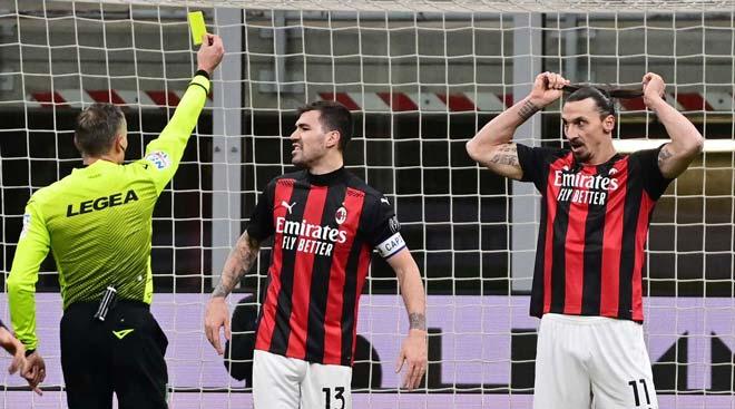"""Video Inter Milan - AC Milan: """"Tâm bão"""" Ibrahimovic, đòn đau phút 90+7 - 1"""