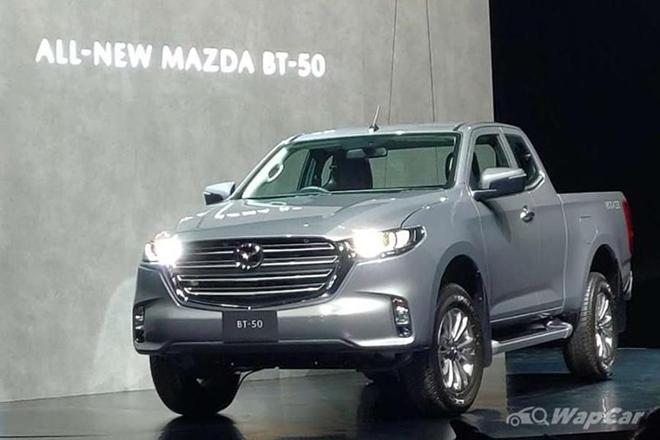 Mazda BT-50 thế hệ mới công bố giá bán từ hơn 420 triệu đồng - 1