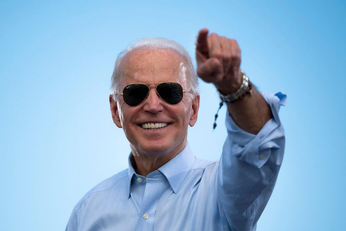 """Mỹ: 69 người trúng số và thành triệu phú sau lễ nhậm chức TT, ông Biden là """"thần tài""""? - 1"""