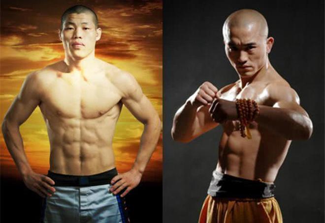"""""""Đệ nhất Thiếu Lâm"""" Yi Long nhạo báng võ sĩ MMA mạnh nhất Trung Quốc - 1"""