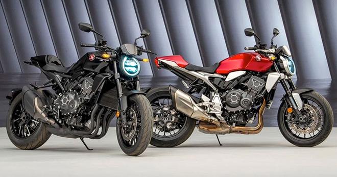 Honda sắp bán ra CB1000R 2021 tại Đông Nam Á - 1