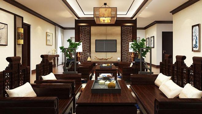 Đâu là xu hướng thiết kế phòng khách dành cho bạn dịp Tết năm nay? - 1