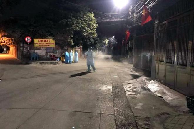 Lịch trình di chuyển phức tạp của ca mắc mới lây nhiễm cộng đồng ở Quảng Ninh - 1