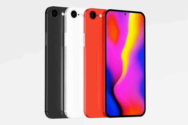 Hình ảnh, thông số kỹ thuật và giá iPhone SE Plus xuất hiện - 1
