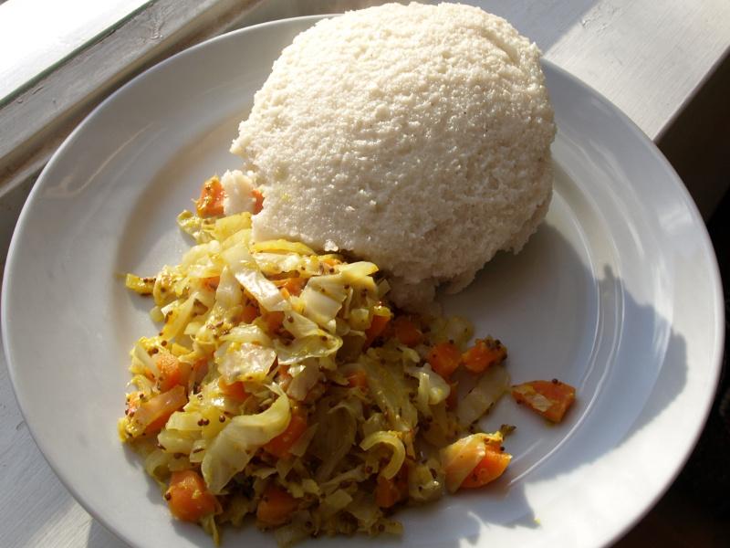 Choáng trước những món ăn được cho là ngon nhất ở châu Phi - 1