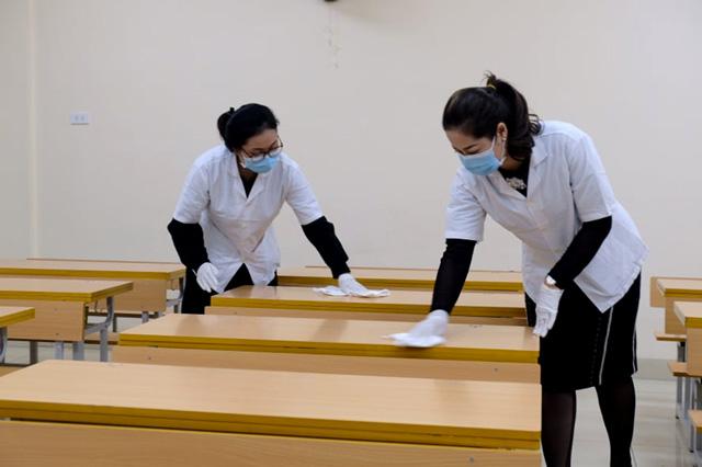 Bắc Ninh cho học sinh, sinh viên toàn tỉnh nghỉ học - 1