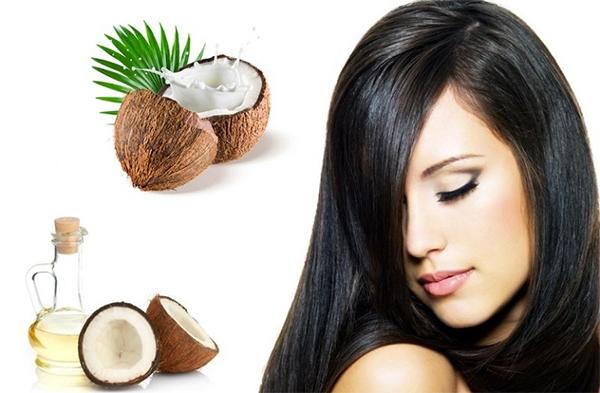Cách sử dụng dầu dừa dưỡng tóc bóng khỏe hiệu quả nhất tại nhà - 1