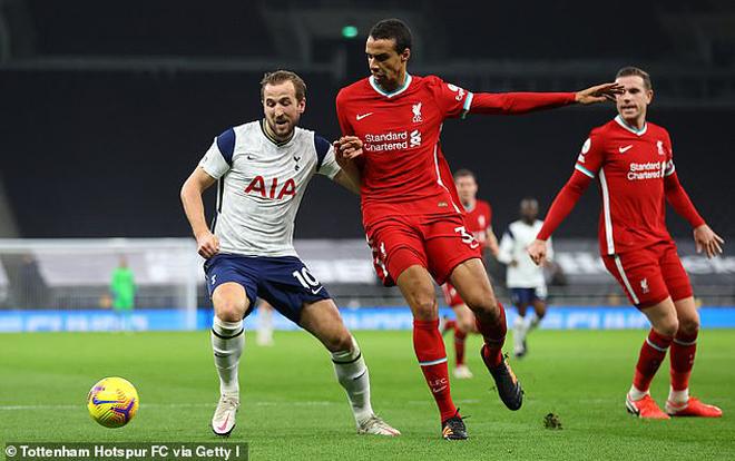 """Liverpool cực lo dù thắng Tottenham: Hàng thủ """"toang"""", mất sạch trung vệ - 1"""