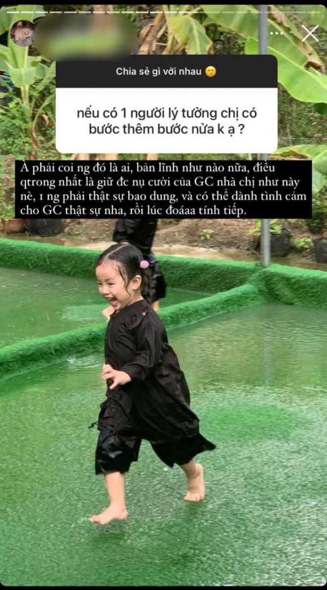 Vợ cũ Hoài Lâm nói một câu duy nhất khi bị hỏi chuyện tái hôn - 1