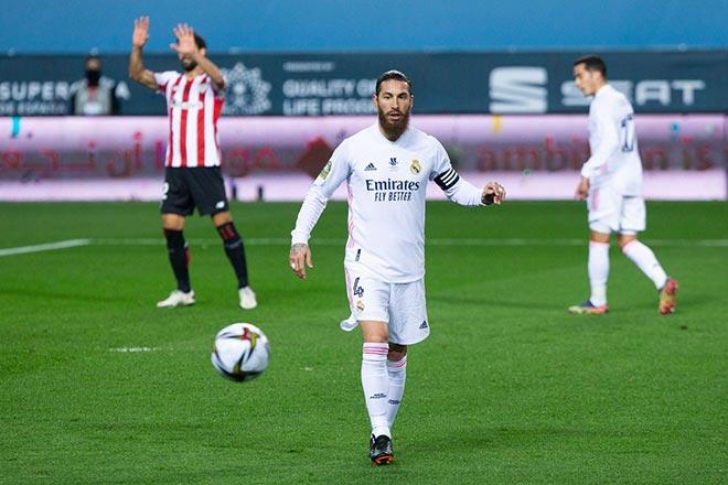 Bất ngờ diễn biến vụ Ramos rời Real: Trò bịp bị