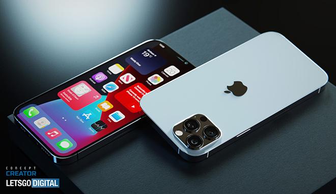 Chiêm ngưỡng iPhone 12S Pro đẹp ngất ngây - 1