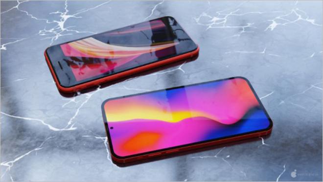 iPhone SE 3 đẹp mắt trong loạt kết xuất mới - 1