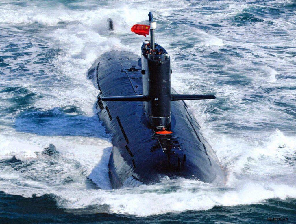 Biển Đông: Thủy thủ tàu ngầm TQ bị rối loạn tâm lý nghiêm trọng - 1