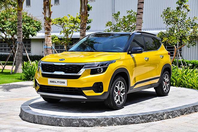 Top 4 SUV/crossover cỡ nhỏ hot nhất thị trường Việt Nam - 1
