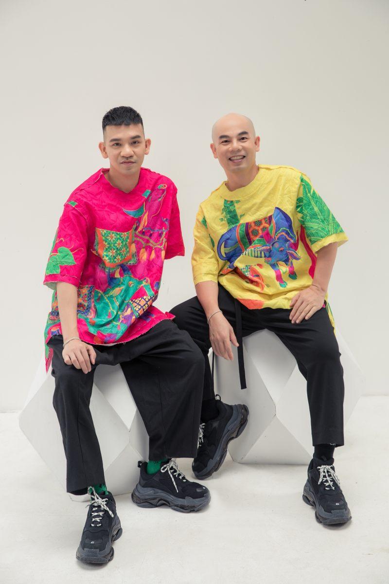 """NTK Vũ Ngọc&Son: """"Làm thời trang phải bảo tồn áo dài"""" - 1"""