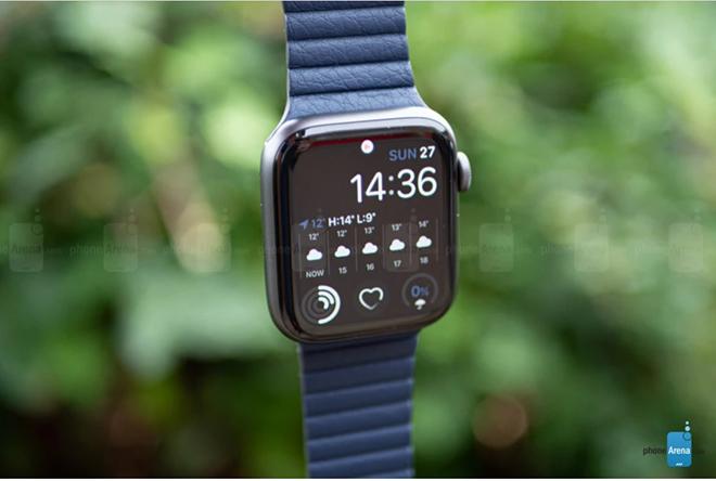 """Apple Watch Series 7 sẽ có pin """"trâu"""" hơn? - 1"""