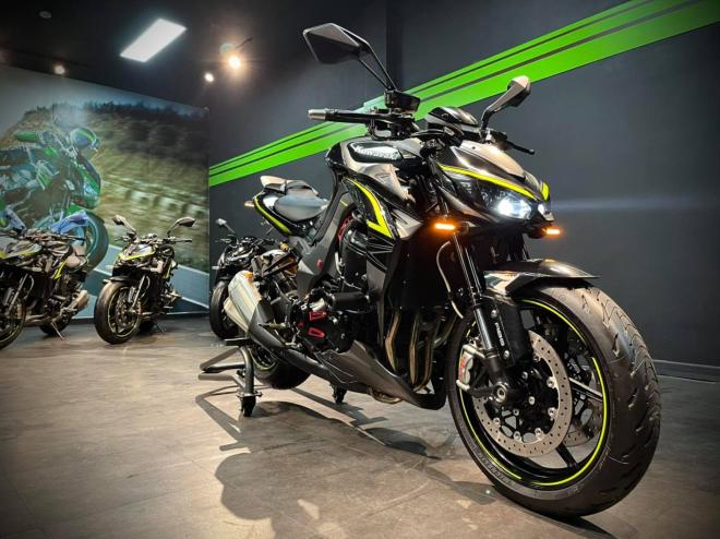 Bảng giá môtô Kawasaki mới nhất trong tháng 2/2021 - 1