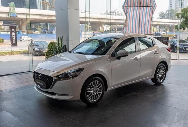 Giá xe Mazda2 mới nhất tháng 02/2021 đầy đủ các phiên bản - 1