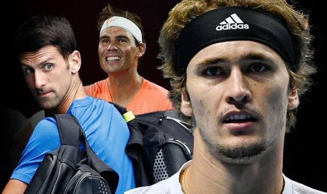 Zverev ghen tỵ Djokovic và Nadal, Sharapova khoe dáng đẹp (Tennis 24/7) - 1