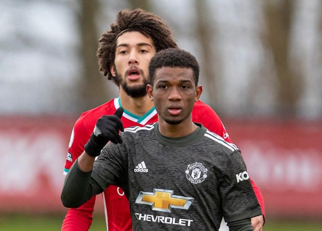 Tân binh Diallo lập cú đúp vùi dập Liverpool, MU tức tốc thay Martial? - 1