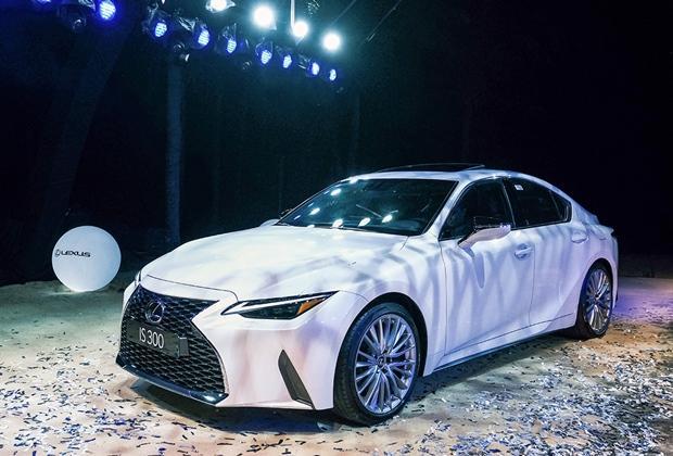Giá xe Lexus mới nhất 2021: Giá bán và thông số các dòng xe - 1